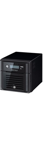 Buffalo TeraStation TS5200DWR 2 x Total Bays NAS Server - 1 x Intel Atom D2550 Dual-core 2 Core 1.86 GHz - 4 TB HDD - 2 GB RAM DDR3 SDRAM - Serial ATA/300 - RAID S