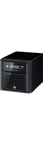 Buffalo TeraStation TS5200DWR 2 x Total Bays NAS Server - 1 x Intel Atom D2550 Dual-core 2 Core 1.86 GHz - 8 TB HDD - 2 GB RAM DDR3 SDRAM - Serial ATA/300 - RAID S
