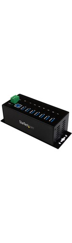 StarTech.com 7 Port Industrial USB 3.0 Hub - ESD and Surge Protection - 7 Total USB Ports - 7 USB 3.0 Ports