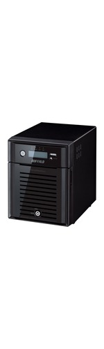 Buffalo TeraStation WS5400DRW2 4 x Total Bays NAS Server - 1 x Intel Atom D2550 Dual-core 2 Core 1.86 GHz - 8 TB HDD - 4 GB RAM DDR3 SDRAM - Serial ATA/300 - RAID