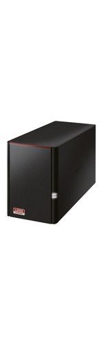 Buffalo LinkStation LS520D 2 x Total Bays NAS Server - Desktop - Dual-core 2 Core 1.10 GHz - 2 TB HDD - 256 MB RAM DDR3 SDRAM - Serial ATA/300 - RAID Supported 0,
