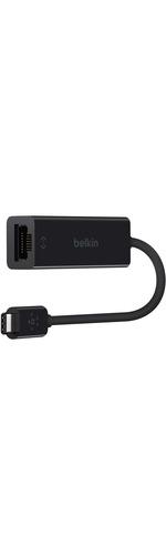Belkin Gigabit Ethernet Card - USB 3.1 - 1 Ports - 1 - Twisted Pair