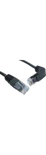 Cables Direct 1 m Category 5e Network Cable for Network Device - First End: 1 x RJ-45 Male Network - Second End: 1 x RJ-45 Male Network - 26 AWG