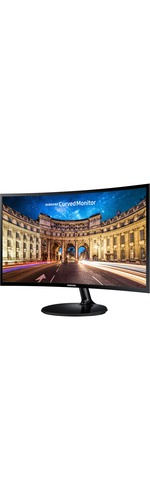 Samsung C24F390FHU 24And#34; LED Monitor