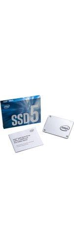 Intel 540s 480 GB 2.5And#34; Internal Solid State Drive - SATA - 1 Pack