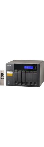 QNAP Turbo NAS TS-653A 6 x Total Bays SAN/NAS Storage System - Tower Intel Celeron N3150 Quad-core