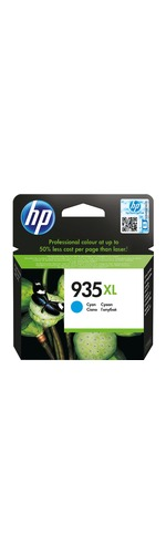 HP 935XL Original Ink Cartridge - Cyan - Inkjet - High Yield