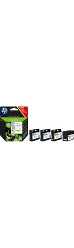 HP 932XL/933XL Ink Cartridge - Yellow, Magenta, Black, Cyan