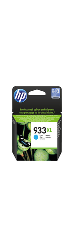 HP 933X0 Cyan Ink Cartridge - CN054AE#301