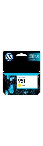 HP 951 Yellow Ink Cartridge - CN052AE#BGY