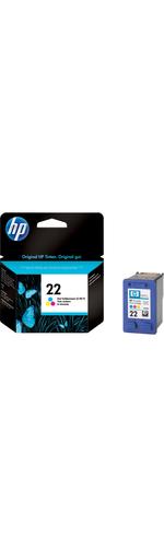 HP No. 22 Ink Cartridge - Colour