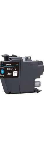 Brother LC3217C Ink Cartridge - Cyan - Inkjet - 550 Pages