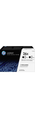 HP 26X Original Toner Cartridge - Black