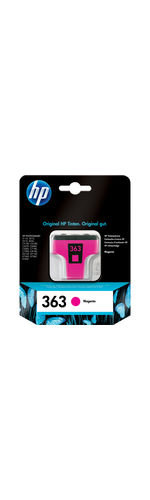HP No. 363 Ink Cartridge - Magenta