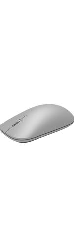 Microsoft Mouse - BlueTrack - Wireless - Grey - Bluetooth - 1000 dpi - Desktop Computer, Tablet, Notebook - Scroll Wheel - Symmetrical