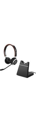 Jabra EVOLVE 65 MS Wireless Over-the-head Stereo Headset
