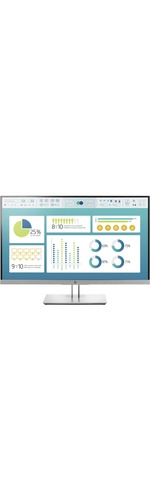 HP Business E273 68.6 cm 27And#34; LED LCD Monitor - 16:9 - 5 ms - 1920 x 1080 - 250 cd/mAndamp;#178; - 5,000,000:1 - Full HD - HDMI - VGA - DisplayPort - USB - 42 W - TCO Cer