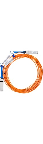 Mellanox MC2206310-005 Fibre Optic Network Cable - 5 m - QSFP