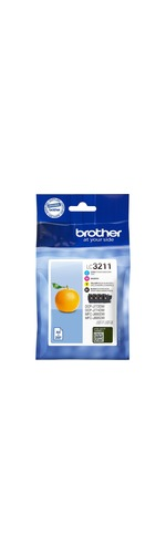 Brother LC3211VAL Original Ink Cartridge Multi-pack