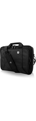 V7 PROFESSIONAL CCP16-BLK-9E Carrying Case for 39.6 cm 15.6And#34; Notebook - Black