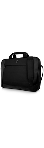 V7 Essential CTK16-BLK-9E Carrying Case for 40.9 cm 16.1And#34; Notebook - Black