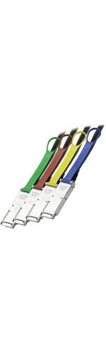 Mellanox LinkX Fibre Optic Network Cable for Network Device - 2 m - SFPplus Network - 1.25 GB/s - Blue