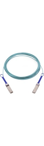 Mellanox Fibre Optic Network Cable for Network Device - 1 m - QSFP Network - 12.50 GB/s