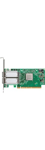 Mellanox ConnectX-5 Ex EN 40Gigabit Ethernet Card for Server/Switch - PCI Express 4.0 x16 - 2 Ports - Optical Fiber
