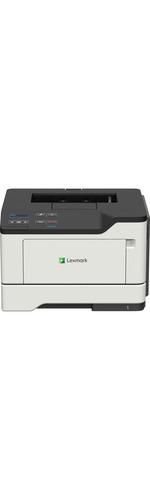 Lexmark MS420 MS421dn Laser Printer - Monochrome - 40 ppm Mono - 1200 x 1200 dpi Print - Automatic Duplex Print - 350 Sheets Input