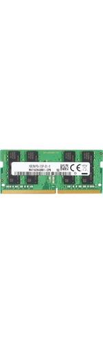HP RAM Module - 16 GB 1 x 16 GB - DDR4-2666/PC4-21300 DDR4 SDRAM - 2666 MHz - 1.20 V - Non-ECC - Unbuffered - 260-pin - SoDIMM