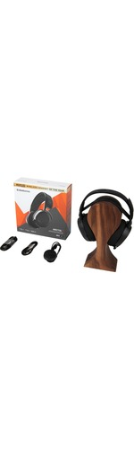 SteelSeries Arctis 7 2019 Edition Wired/Wireless RF 40 mm Stereo Gaming Headset
