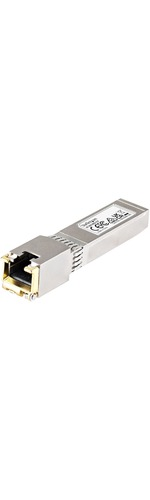 StarTech.com HP 813874-B21 Compatible SFPplus Module - 10GBASE-T Copper SFP Transceiver - Lifetime Warranty - 10 Gbps - Maximum Transfer Distance: 30 m 98.4 ft. - 100