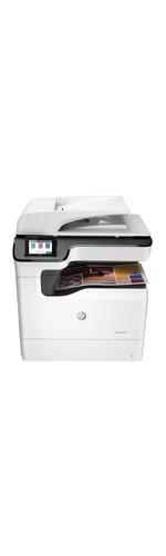HP 774dn Page Wide Array Multifunction Printer - Colour - Copier/Fax/Printer/Scanner - 55 ppm Mono/55 ppm Color Print - 2400 x 1200 dpi Print - Automatic Duplex Prin
