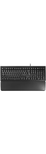 CHERRY MX BOARD 1.0 Backlight Red Silent Mechanical Switch Keyboard  - Black