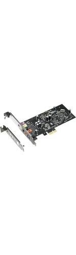 Asus Xonar SE Sound Board - 24 bit DAC Data Width - 5.1 Sound Channels - Internal - C-Media 6620A - PCI Express - 116 dB - 3 Byte 192 kHz Maximum Playback Sampling R