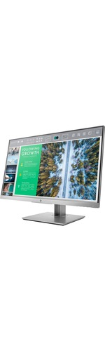 HP E243 60.5 cm 23.8And#34; LED LCD Monitor - 16:9 - 5 ms - 1920 x 1080 - 16.7 Million Colours - 250 cd/mAndamp;#178; - Full HD - HDMI - VGA - DisplayPort - USB - 38 W - EPEAT