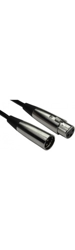 Cables Direct 6 m XLR Audio Cable for Audio Device, Microphone