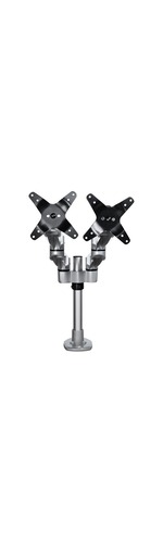 StarTech.com Desk Mount Dual Monitor Arm - Articulating - Premium Desk Clamp / Grommet Hole Mount for up to 27And#34; VESA Monitors ARMDUALPS - 2 Displays Supported68.