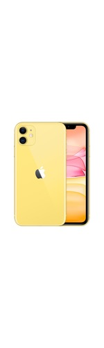 Apple iPhone 11 A2221 128 GB Smartphone - 15.5 cm 6.1And#34; HD - 4 GB RAM - iOS 13 - 4G - Yellow