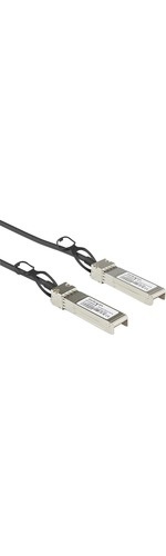 StarTech.com Dell EMC DAC-SFP-10G-1M Compatible Cable - 1 m - 10 GbE DACSFP10G1M - First End: 1 x SFPplus Male Network - Second End: 1 x SFPplus Male Network - 10 Gbit/s