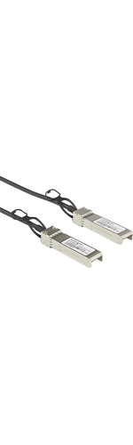 StarTech.com Dell EMC DAC-SFP-10G-2M Compatible Cable - 2 m - 10 GbE DACSFP10G2M - First End: 1 x SFPplus Male Network - Second End: 1 x SFPplus Male Network - 10 Gbit/s