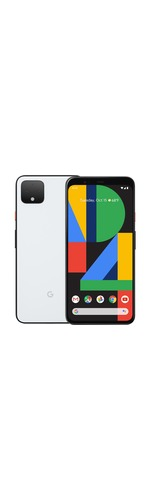 Google Pixel 4 64 GB Smartphone - 14.5 cm 5.7And#34; Full HD Plus - 6 GB RAM - Android 10 - 4G - Clearly White