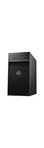 Dell Precision 3000 3630 Workstation - Core i7 i7-9700 - 8 GB RAM - 1 TB HDD - Mini-tower - Black - Windows 10 Pro 64-bitIntel UHD Graphics 630 - DVD-Writer - Serial