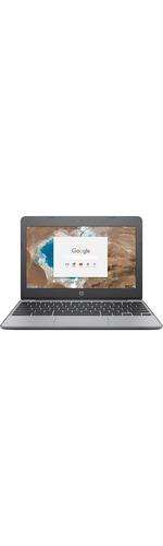 HP Chromebook 11-v000 11-v051sa 29.5 cm 11.6And#34; Chromebook - HD - 1366 x 768 - Intel Celeron N3060 Dual-core 2 Core 1.60 GHz - 4 GB RAM - 16 GB Flash Memory - Ash