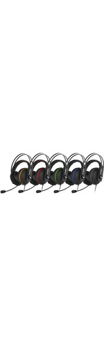 TUF Gaming H7 Core Wired Over-the-head Stereo Gaming Headset - Gun Metal