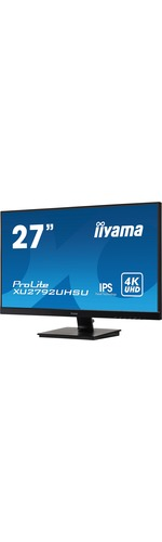 iiyama ProLite XU2792UHSU-B1 27And#34; 4K UHD WLED LCD Monitor - 16:9 - Matte Black