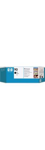 HP 90 Black High Yield Inkjet Cartridge - C5054A