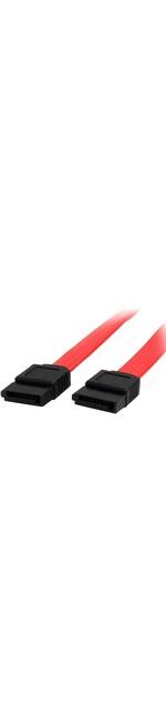 StarTech.com 36in SATA Serial ATA Cable - 1 x Female SATA - 1 x Female SATA - Red