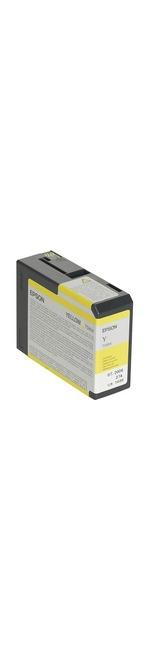 Epson UltraChrome T5804 Ink Cartridge - Yellow