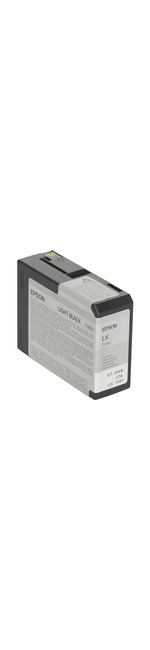 Epson UltraChrome T5808 Ink Cartridge - Matte Black
